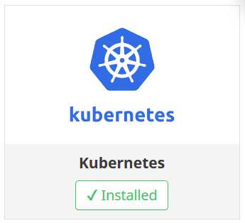Kubernetes Integration